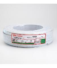 RACER Cable IEC 01 THW 1x4 Sq.mm. 30M. /White RACER สายไฟ IEC 01 THW 1x4 Sq.mm. 30M. สีขาว RACER สีขาว