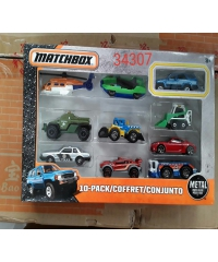 Sanook&Toys ชุดรถโมเดล Matchbox  City Hero Car 34307