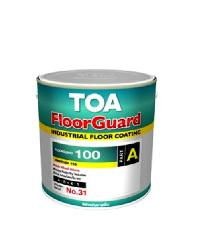 TOA HDC FLOORGUARD PUTTY P/A 1 GL  FPUT